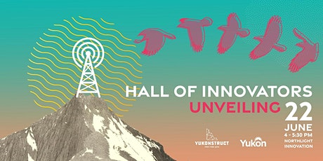 Hall of Innovators Unveiling tickets