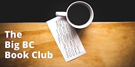 The Big BC Book Club tickets
