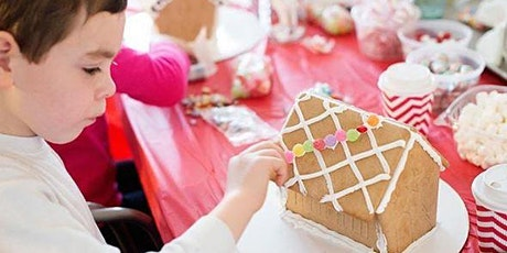 Kid's Gingerbread House Class tickets