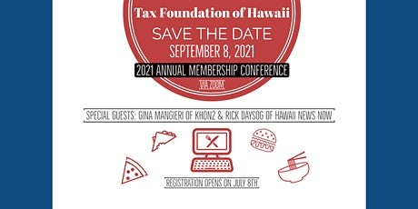 2021 Annual Membership Conference tickets