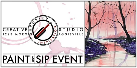 Paint & Sip | Pastel Stream tickets