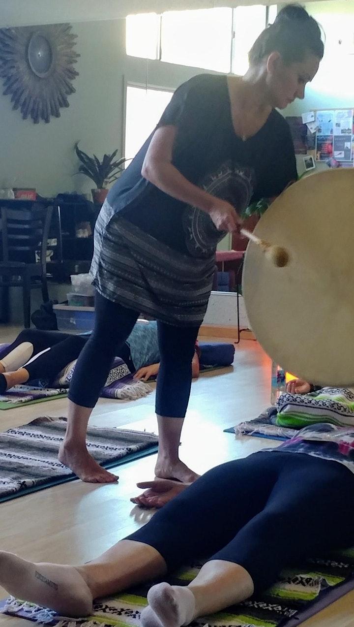 Sound Bath Healing Meditation 6-26-21 image