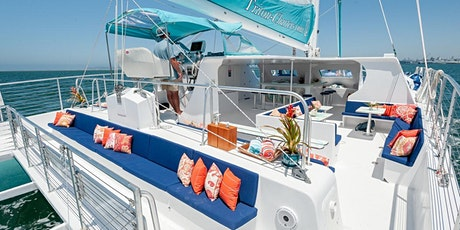 """Bring a single friend"" Evening on a Catamaran tickets"
