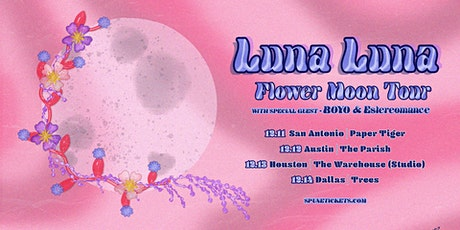 Luna Luna tickets