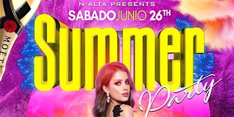 Katy Summer Party tickets