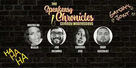 Comedy Wednesdays at Gatsby's Joint! tickets