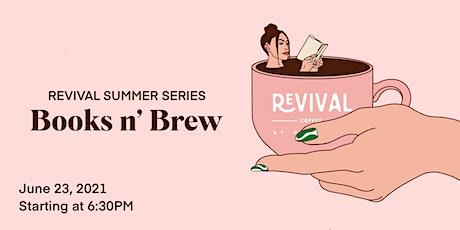 Books n' Brew II tickets