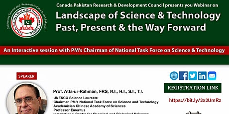 Landscape of Science & Technology tickets
