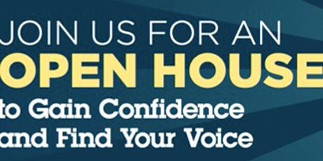 Toastmasters Virtual Open House tickets
