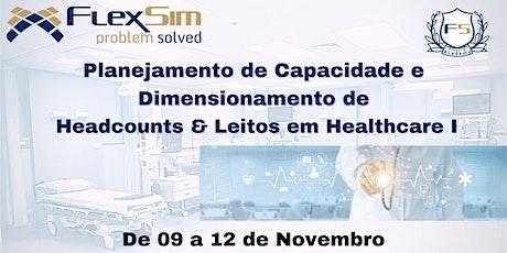 Planejamento e dimensionamento de Headcounts e leitos em Healthcare I ingressos
