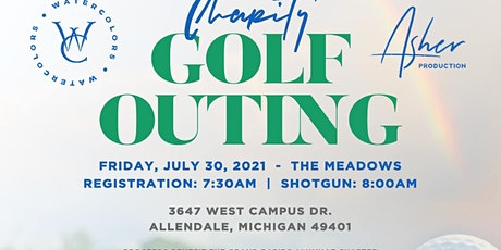 Watercolors Golf Outing tickets