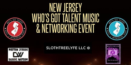 New Jersey's Whos Got Talent and music networking event tickets