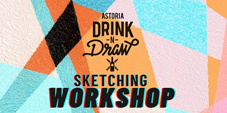 6/18 Friday Sketching Workshop - Drawing Faces tickets