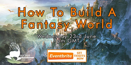 How To Build A Fantasy World tickets
