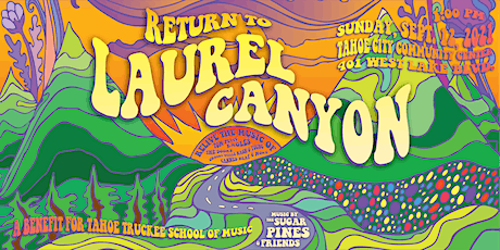Return to Laurel Canyon tickets