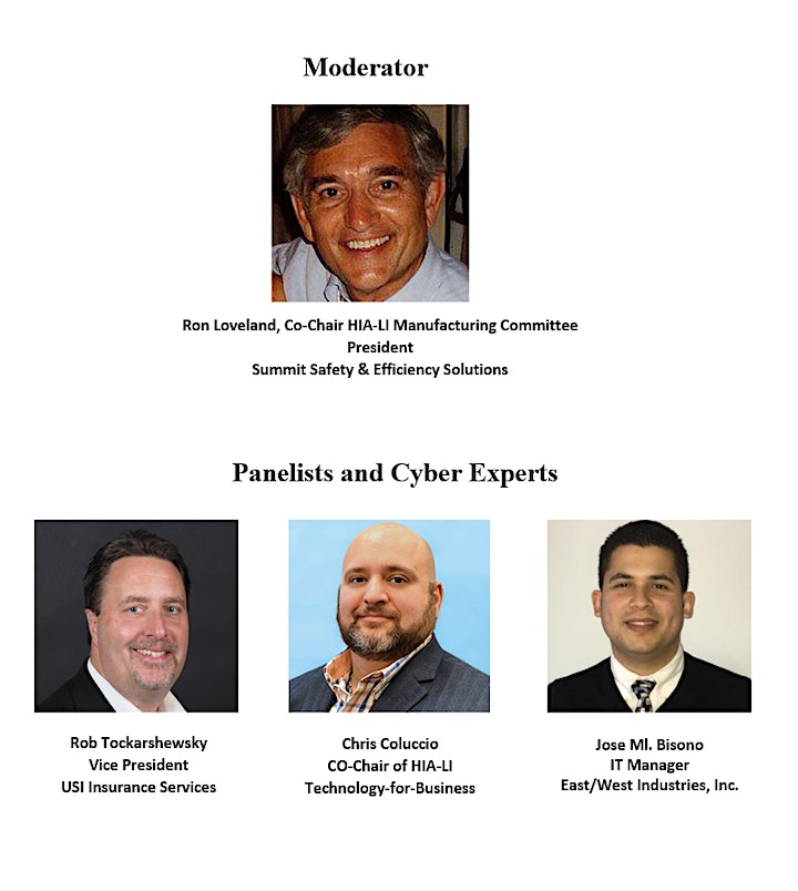 Avoid Being the Next Colonial Pipeline! CyberSecurity Panel image