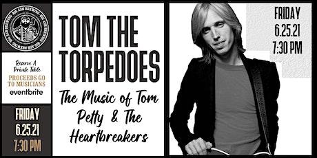 Tom the Torpedoes Live@ The Big Ash Biergarten! tickets