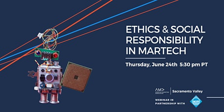 Ethics & Social Responsibility in MarTech tickets