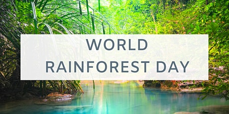 World Rainforest Day Meditation tickets