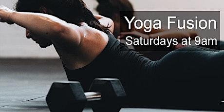 Yoga Fusion tickets