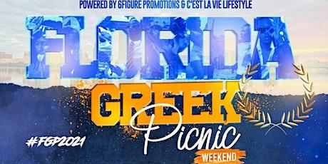 Florida Greek Picnic Weekend tickets