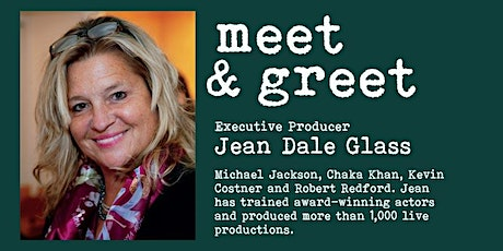 IN-PERSON ACTING MEET & GREET WITH EXEC PRODUCER in LOS ANGELES tickets