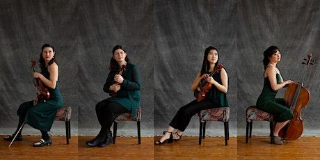 Bergamot Quartet and Whitney Newton presents Slow Movement tickets
