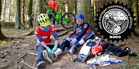 Wilderness Emergency Medical Aid for mountain bikers & hikers tickets