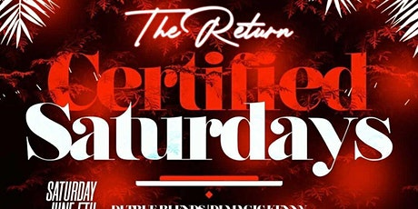 Certified Saturdays At Katra Lounge #1 Vibes Party in The City tickets