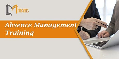 Absence Management 1 Day Training in Recife ingressos