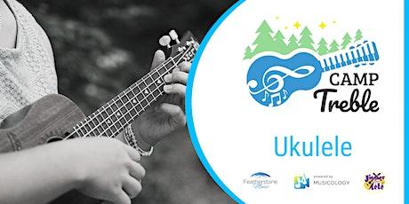 Ukulele Camp (ages 5 - 11) tickets