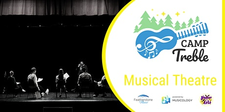 Musical Theatre Camp (ages 7 -11) tickets