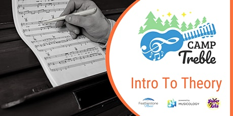 Intro To Music Theory Camp (ages 7 - 11) tickets