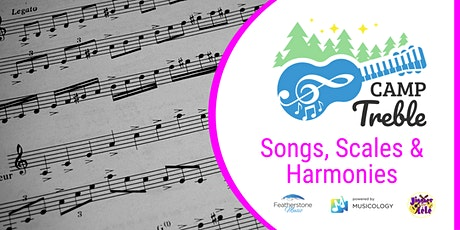 Songs & Scales Camp (ages 4 - 7) tickets