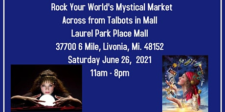 Livonia Psychic Fair in Laurel Park Place Mall! tickets