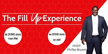 The Fill Up Experience tickets