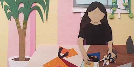 Paper Illustration Workshop tickets