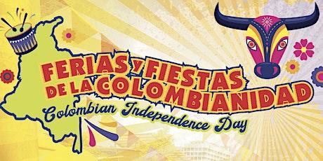 Ferias y Fiestas de la Colombianidad tickets