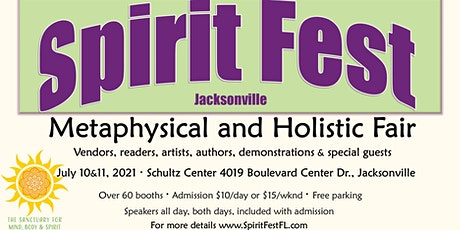 Spirit Fest Metaphysical & Holistic Fair - Port St. Lucie tickets