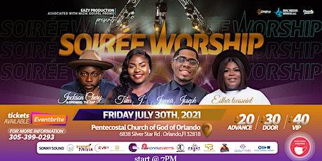 Soiree  Worship Orlando tickets