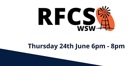 Business Connect @ RFCS WSW tickets