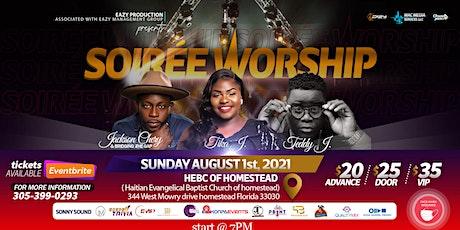 Soiree  Worship Homestead tickets