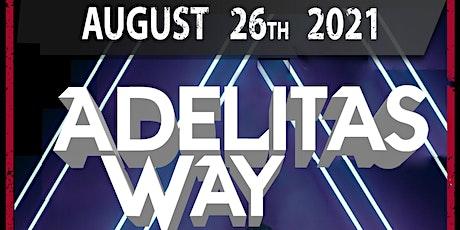 ADELITAS WAY in Colorado Springs** new date 8/26/21 tickets