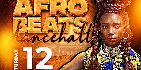 AFROBEATS AND DANCEHALL PARTY ON CHURCH STREET tickets