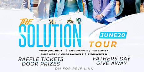 The Solution Tour Hawaii tickets