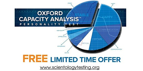 FREE PERSONALITY TESTING FOR ACTORS tickets