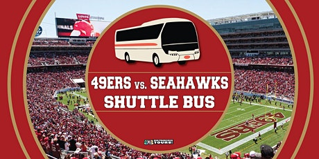 Niners vs. Seahawks Party Bus to Levi's Stadium tickets