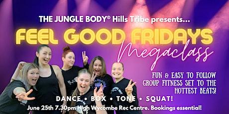 Feel Good Fridays Megaclass tickets