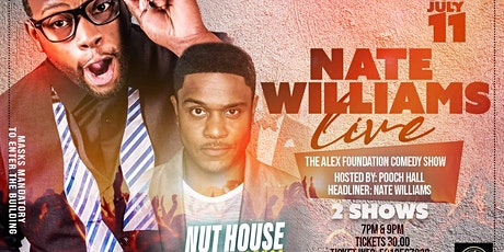 Pooch Hall presents Nate and friends tickets