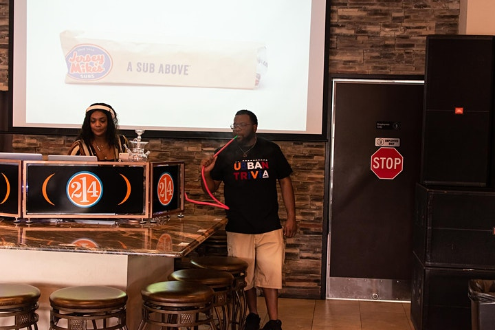Juneteenth Urban Trivia Game Night image